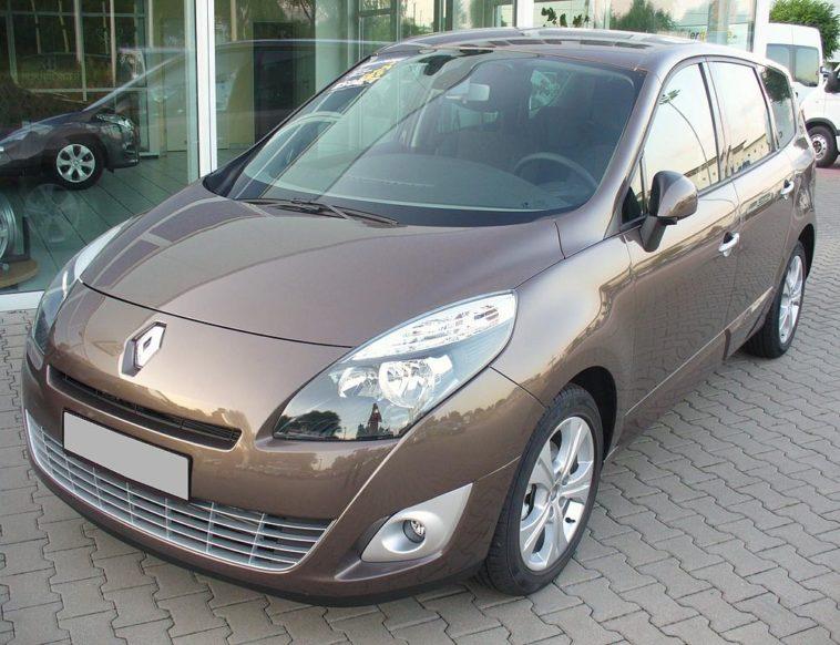 Renault Scenic - Wady i Zalety