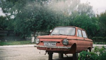 Jak pozbyć się starego samochodu?