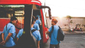 Wesele, wakacje - profesjonalny wynajem busów na każdą okazję